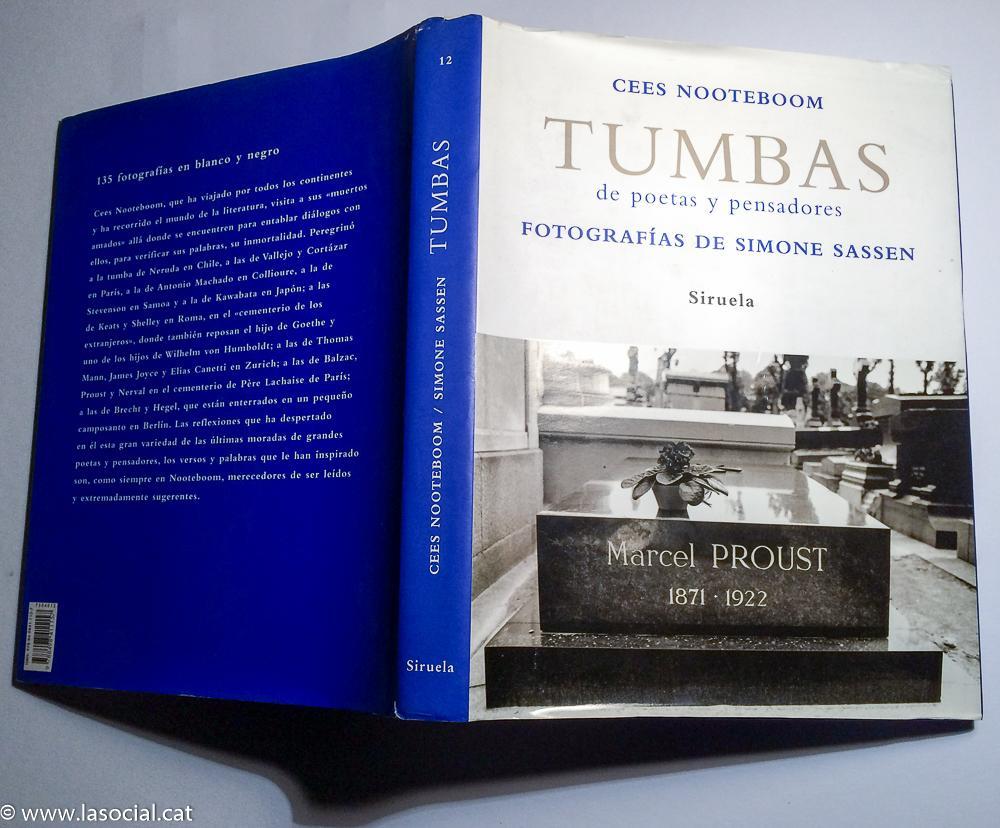 Tumbas de poetas y pesadores. Fotografías de Simone Sassen - Cees Nooteboom