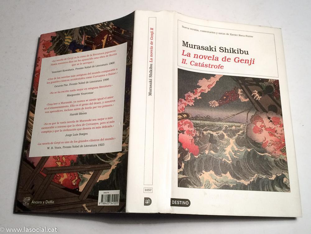 La Novela De Genji. II. Catastrofe - Murasaki Shikibu