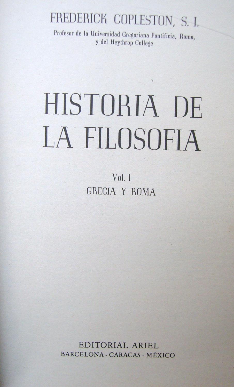 copleston historia de la filosofia tomo 6 pdf