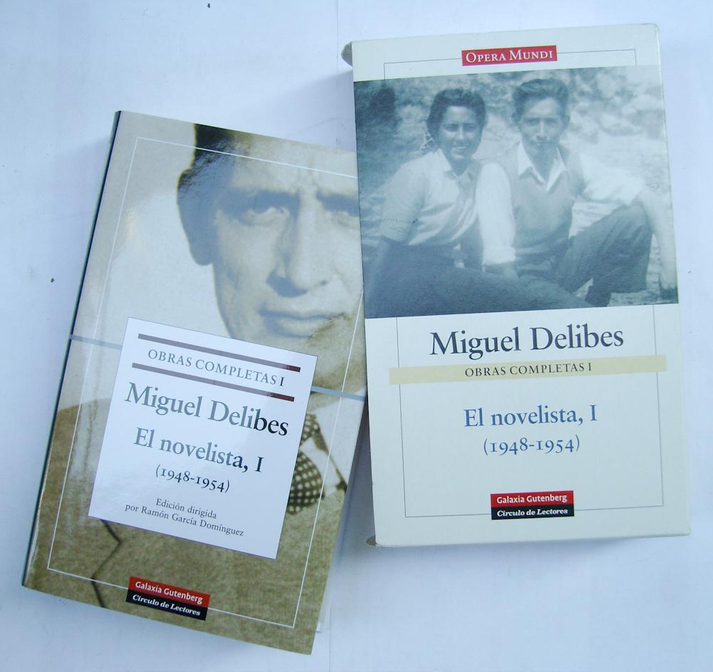 Obras Completas I. El Novelista, I (1948 - 1954) - Miguel Delibes