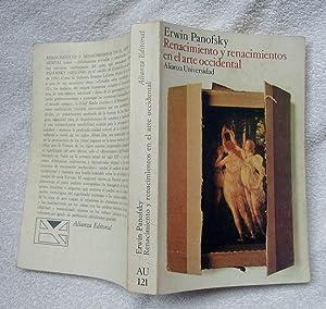 Renacimiento y renacimientos en el arte occidental: Erwin Panofsky