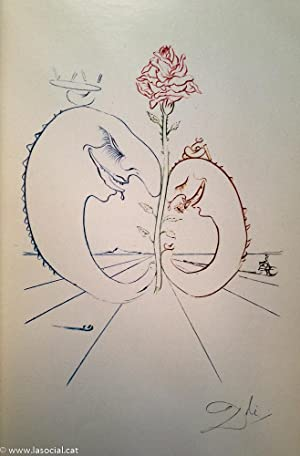 Babaouo; C'est un film surrealiste: Salvador Dali