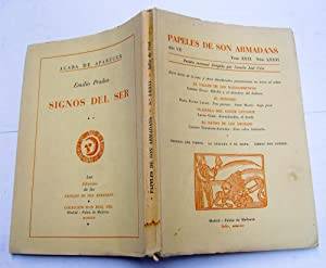 PAPELES DE SON ARMADANS. Año VII (1962) Tomo XXVI Núm. LXXVI (Julio): Breve teoría de la cas y ...