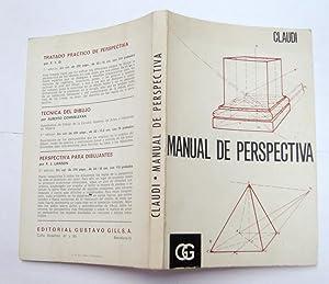 Manual de perspectiva: Ignacio Claudi