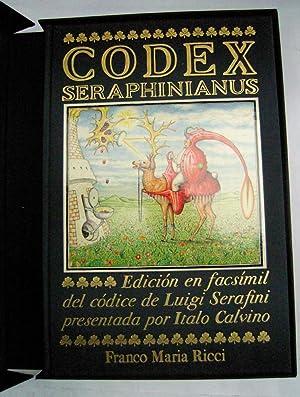 Codex Seraphinianus. Edición Facsímil Del Códice De: Luigi Serafini; Italo