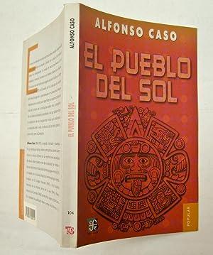 El pueblo del sol: Alfonso Caso