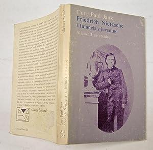 Friedrich Nietzsche. 1 Infancia y juventud: Curt Paul Janz