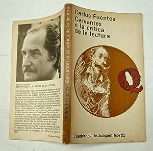 Cervantes o la crítica de la lectura: Carlos Fuentes