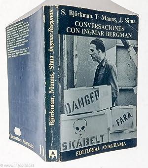 Conversaciones con Ingmar Bergman: Stig Björkman, Torsten Manns, Jonas Sima
