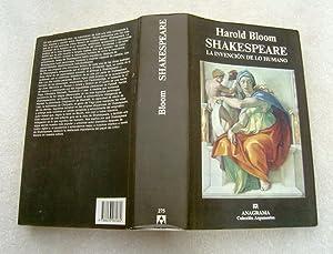 Shakespeare. La invención de lo humano: Harold Bloom