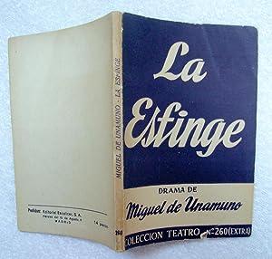 La Esfinge: Miguel De Unamuno