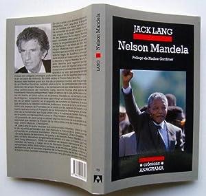 Nelson Mandela: Jack Lang