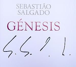 Génesis: Sebastiào Salgado
