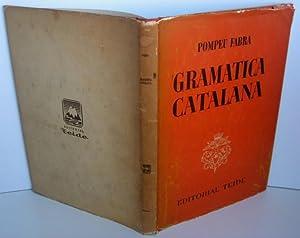 Gramatica Calalana: Pompeu Fabra