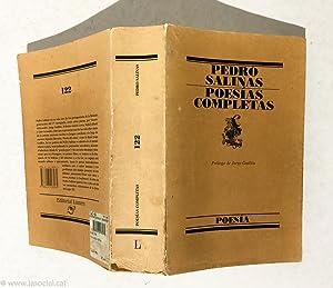 Poesías Completas: Pedro Salinas