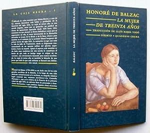La Mujer De Treinta Años: Honoré De Balzac