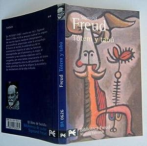 Totem y Tabu: Sigmund Freud