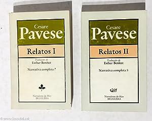 Relatos I: Cesare Pavese