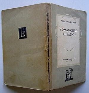 Romancero gitano: Federico García Lorca