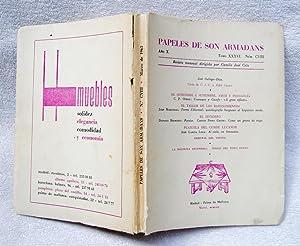 PAPELES DE SON ARMADANS. Año X (1964): Camilo Jose Cela;