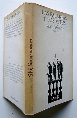 Las Palabras y Los Mitos: Isaac Asimov
