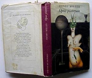Opus Pistorum: Henry Miller