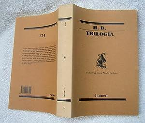Trilogía: Hilda Doolittle (H.D.)