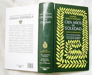 Cien años de soledad. Ediciópn conmemorativa: Gabriel García Márquez