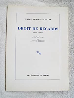 Droit de regards. Roman - Photo