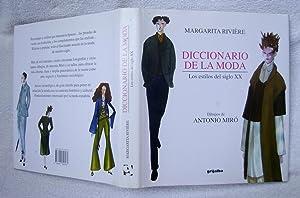 Diccionario de la moda. Los estilos del siglo XX: Margarita Rivière