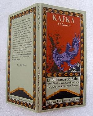 El buitre: Franz Kafka
