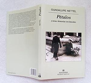 Pétalos: Guadalupe Nettel