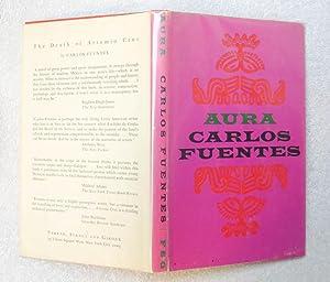 Aura: Carlos Fuentes