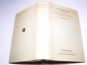 Apariciones (Antología de Ensayos): Juan García Ponce