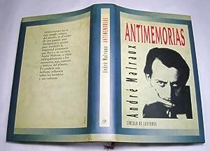 Antimemorias: Andre Malraux
