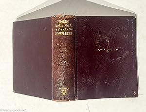 Obras Completas: Federico García Lorca