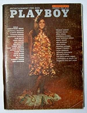 Playboy Magazine. Gala Chistmas Issue. December 1968