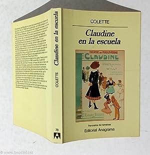 Claudine en la Escuela: Sidonie-Gabrielle Colette