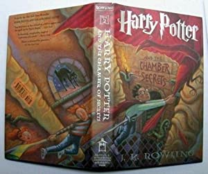 Harry Potter and the Chamber of Secrets: J. K. Rowling