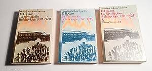 La Revolución Bolchevique (1917 - 1923) Tomos 1. La Conquista y Organización Del Poder., 2. El ...