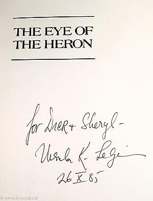 The Eye of the Heron: Ursula K. Le Guin