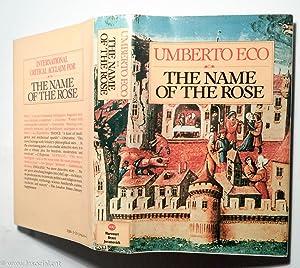 The Name of the Rose: Umberto Eco