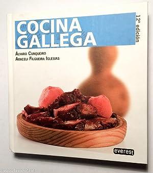 Cocina Gallega: Álvaro Cunqueiro; Araceli