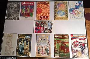 Promethea (1 - 32) complete full set plus covers / Promethea serie completa (1 - 32): Alan Moore; J...