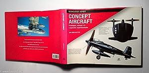Concept Aircraf: Prototipos, Aviones X y Aparatos Experimentales: Jim Winchester
