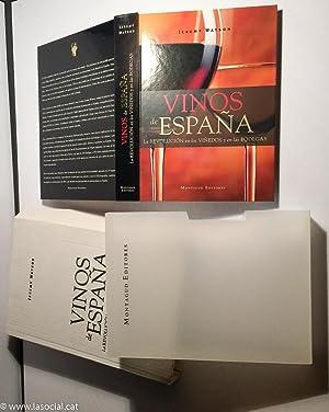 Vinos de España. La revolución en los viñedos y en las bodegas: Jeremy Watson