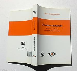 Furiosa sustancia: Roberto Fernández Iglesias
