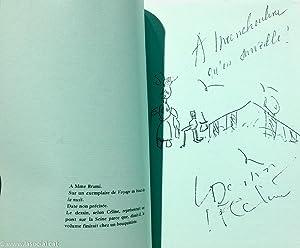Préfaces et Dédicaces. Préfaces inédites à Scandale aux abysses et au livre de quelque-uns de R ...
