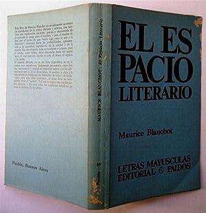 El Espacio Literario: Maurice Blanchot