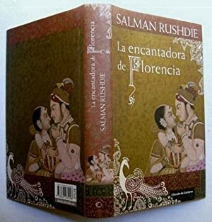 La Encantadora Florencia: Salman Rushdie